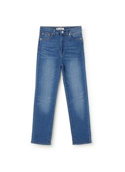 Levi's Ribcage straight leg jeans met stretch