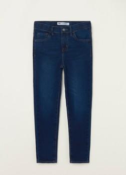 Levi's Ribcage skinny jeans met stretch