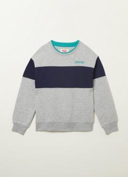 Levi's Sweater met logoborduring