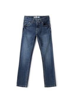 Levi's 511 slim fit jeans met medium wassing