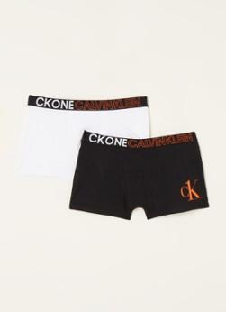 Calvin Klein Boxershort met logoband in 2-pack