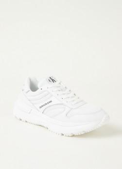 Calvin Klein Sneaker met mesh details