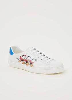 Gucci Donald Duck Ace sneaker van leer