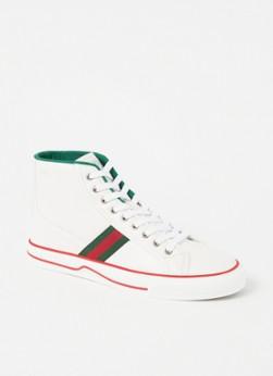 Gucci Tennis 1977 sneaker met logoprint
