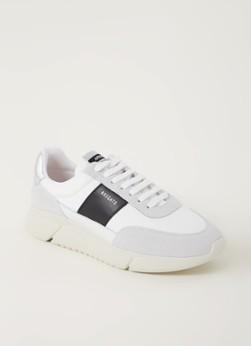 Axel Arigato Genesis Vintage sneaker met suède en leren details online kopen