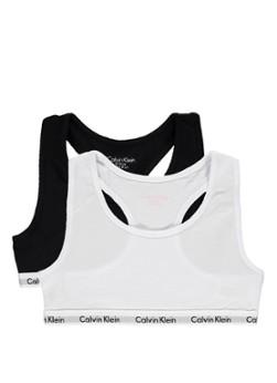Calvin Klein Meisjes top in uni in 2-pack