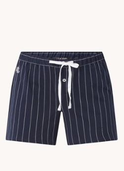 Ralph Lauren Pyjamashorts met streepprint