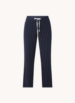 Ralph Lauren Seperate pyjamabroek met streepprint