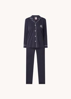 Ralph Lauren Pyjamaset met logoborduring