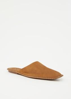 MANGO Cana loafer van suède