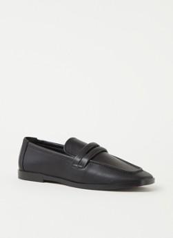 Mango loafers zwart online kopen