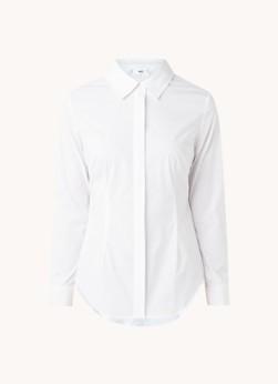 MANGO Sofia blouse van katoen