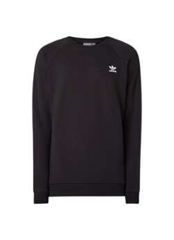 adidas Sweater van katoen met logoborduring