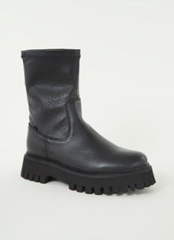 Bronx Laarzen Ankle Boot Groov Y Zwart online kopen