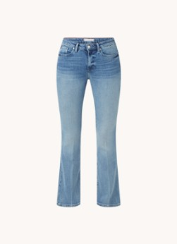 Tommy Hilfiger Mid waist bootcut fit jeans met stretch