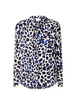 Damsel in a Dress Urban Leopard blouse in zijdeblend met luipaard print