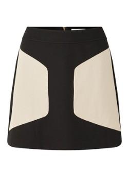 Damsel in a Dress Bonnie minirok met structuur