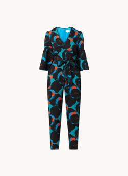 Damsel in a Dress Annora straight fit jumpsuit met vlindermouw