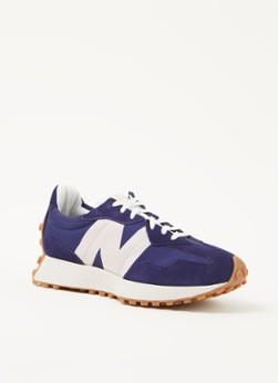 New Balance 327 sneaker met suède details online kopen