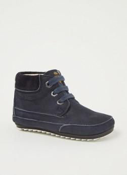 Shoesme BABY-PROOF® Smart leren babyschoenen donkerblauw online kopen