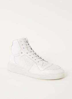 Saint Laurent SL24 sneaker van kalfsleer online kopen