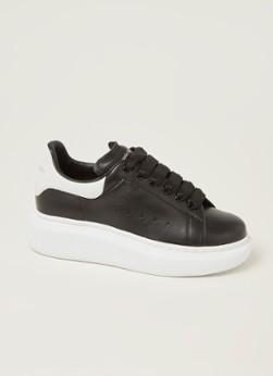 Alexander McQueen Sneaker van leer
