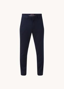 Tommy Hilfiger Bleecker slim fit pantalon van jersey met steekzakken