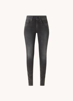 G-Star RAW Lhana high waist skinny jeans met stretch
