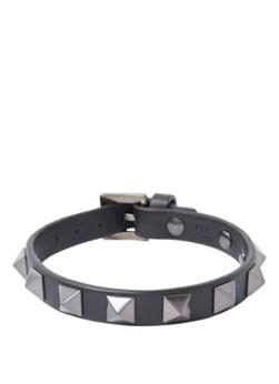 Valentino Rockstud armband van leer