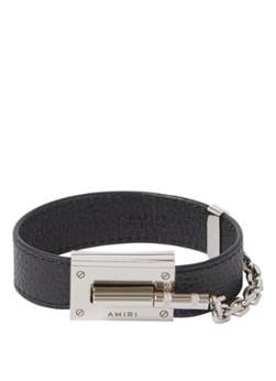 AMIRI Pebbled Jax armband van kalfsleer