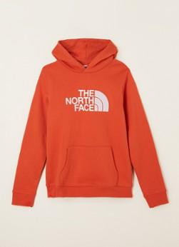 The North Face Hoodie met logoborduring