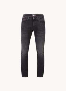 Tommy Hilfiger Slim fit jeans met stretch en gekleurde wassing