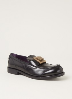 Dolce & Gabbana Mino loafers with branded plate online kopen