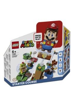 Avonturen met Mario startset 71360