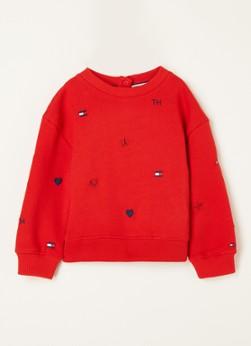 Tommy Hilfiger Sweater met borduring