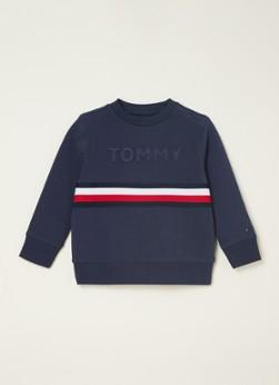 Tommy Hilfiger Sweater met 3D logoprint