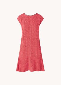 Hobbs Catalina mini jurk met stippenprint