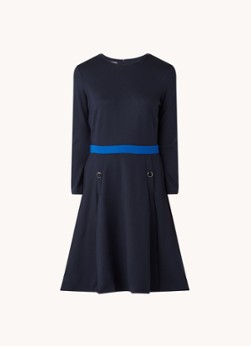 Hobbs Gina mini jurk met plooien en steekzakken