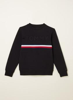 Tommy Hilfiger Sweater met 3D logo