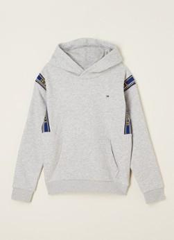Tommy Hilfiger Varsity hoodie met logotape