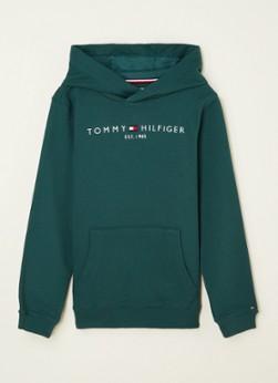Tommy Hilfiger Essential hoodie met logoborduring