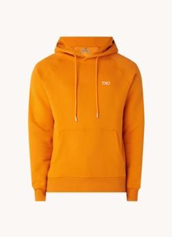The New Originals Catna hoodie met logo- en backprint