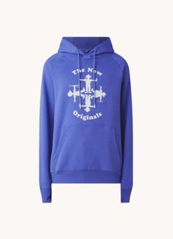 The New Originals Band Camp hoodie met logoprint