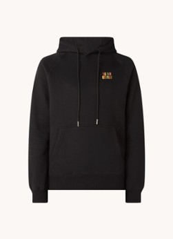 The New Originals TNO 'n the Fellas hoodie met logo- en backprint