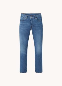 Levi's 514 straight leg jeans in lyocellblend met medium wassing