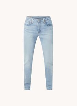 Levi's  straight fit jeans in lyocellblend