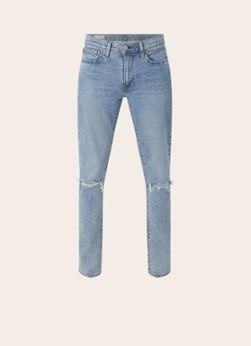 Levi's  slim fit jeans in lyocellblend met ripped details