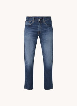 Levi's 502 tapered jeans met stretch