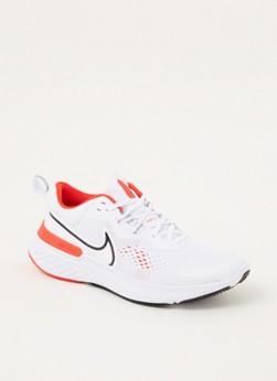 Nike React Miler  hardloopschoen met mesh details