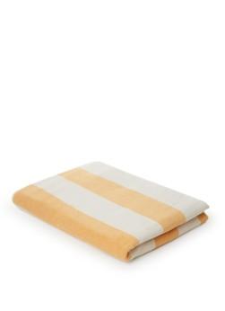 Hay Frotté Stripe badlaken van katoen 100 x 150 cm online kopen